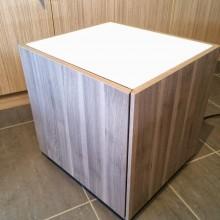 Ανακατασκευή κομοδίνων – Ikea nightstand hacking