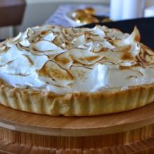 Η Lemon Pie της κουρασμένης οικοδέσποινας – Last Minute Lemon Pie Recipe