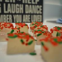 Εορταστικά ζελαδάκια σαμπάνιας – Champage Jellos Recipe