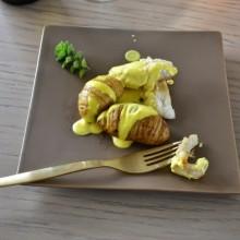 Food Challenge- Πεσκανδρίτσα με Ψητές Πατατούλες & Σάλτσα Σαφράν – Monkfish fillets with roasted potatoes & saffron sauce