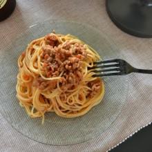 Back to basics: Μακαρόνια με κιμά – Mincemeat Spaghetti