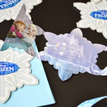 Το Frozen Party μας – Our Frozen Party