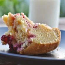 Strawberry Cake – Κέικ με φρέσκιες φράουλες