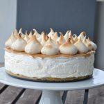 My most elegant cheesecake experimentation now on blog summermood craftcooklovehellip