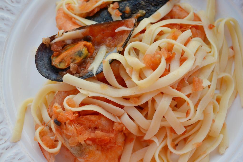 seafood pasta DSC_0074