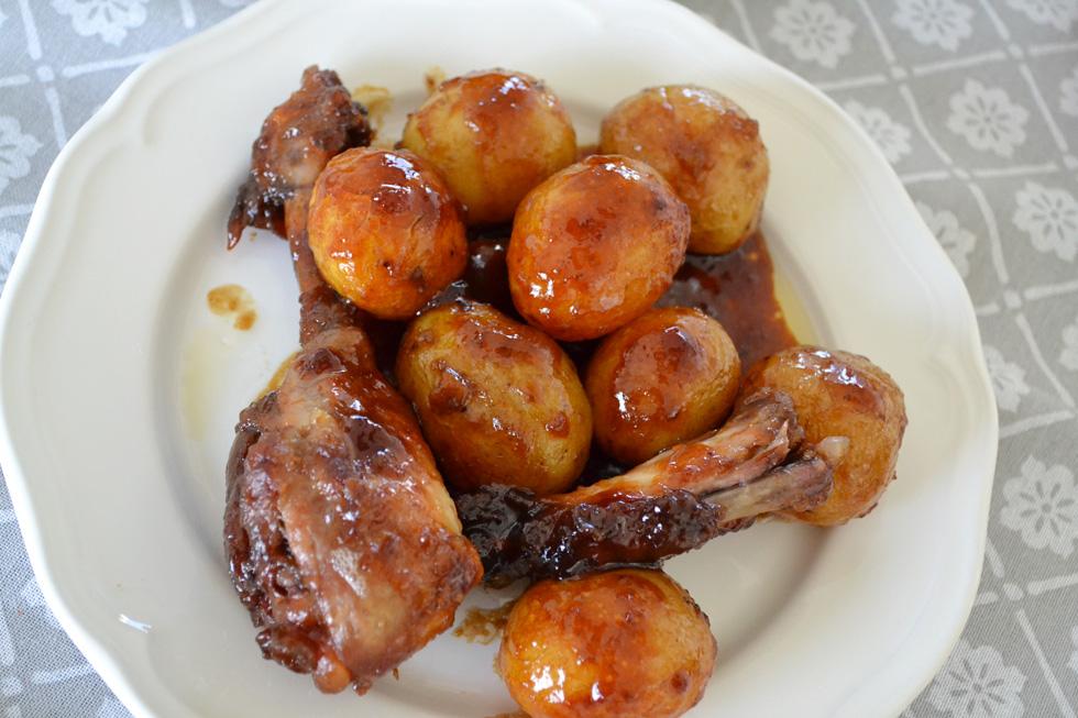 Slowroasted marmelade chicken DSC_0094