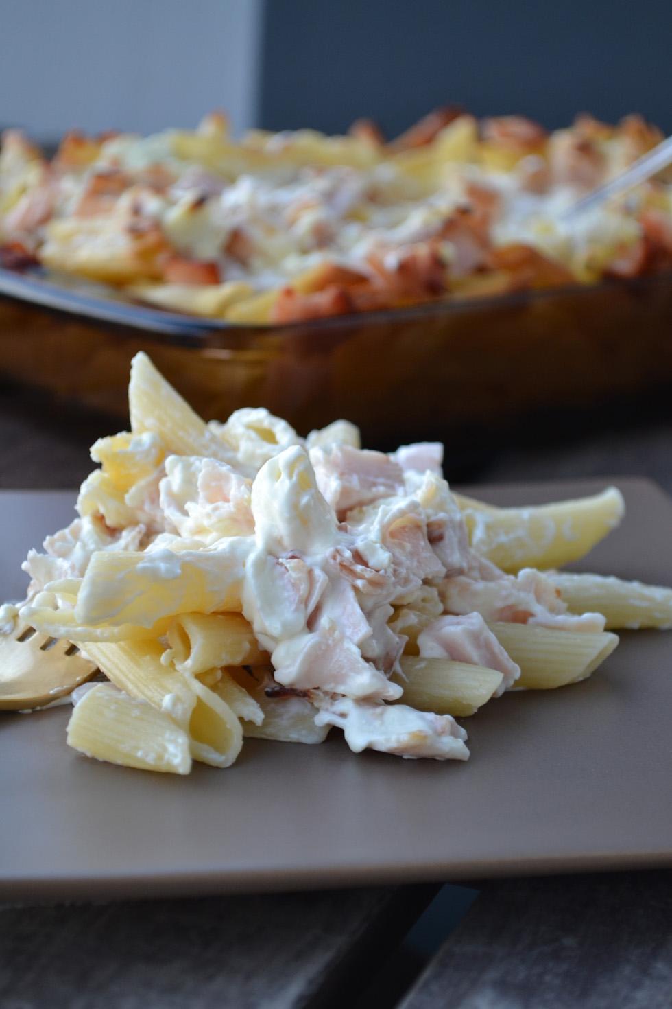 cream cheese pasta DSC_0030
