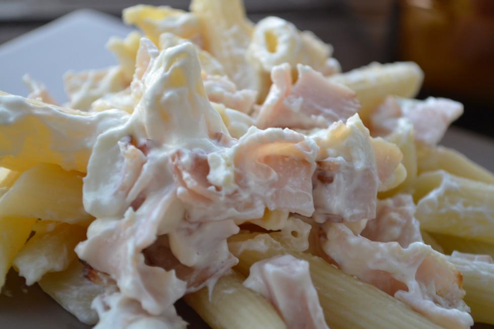 cream cheese pasta DSC_0042