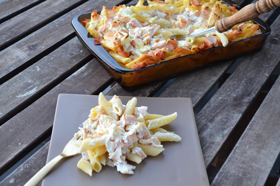 cream cheese pasta DSC_0073