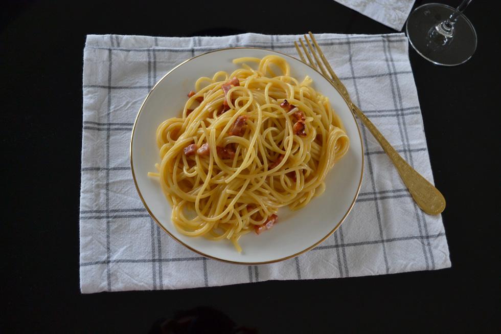 pasta carbonara DSC_0079
