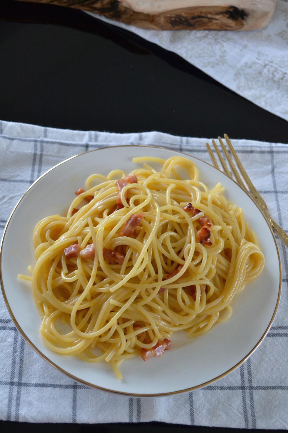 pasta carbonara DSC_0081