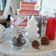 Woodland meets Christmas – Το Χριστουγεννιάτικο deco μας