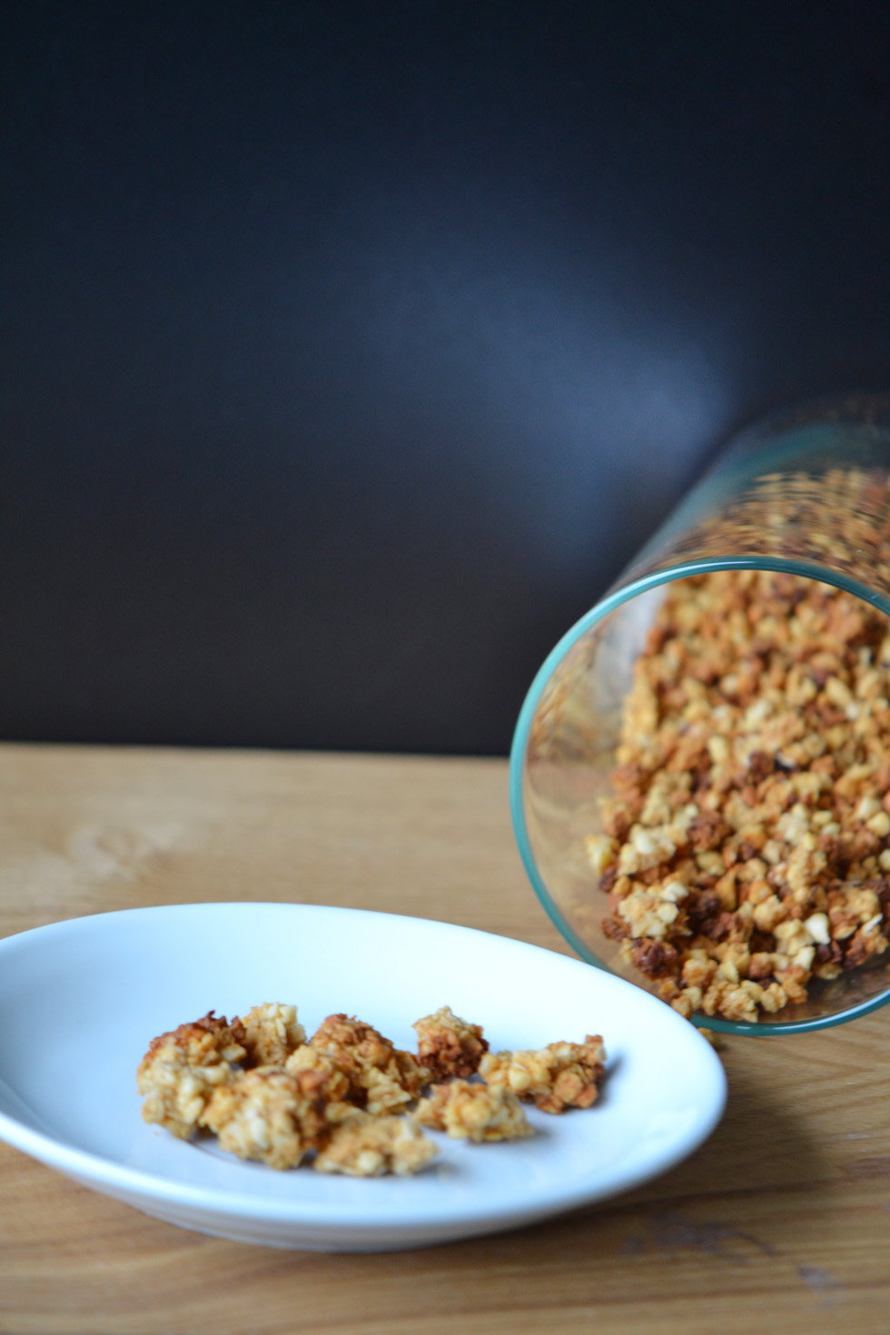 salted caramel granola DSC_0009