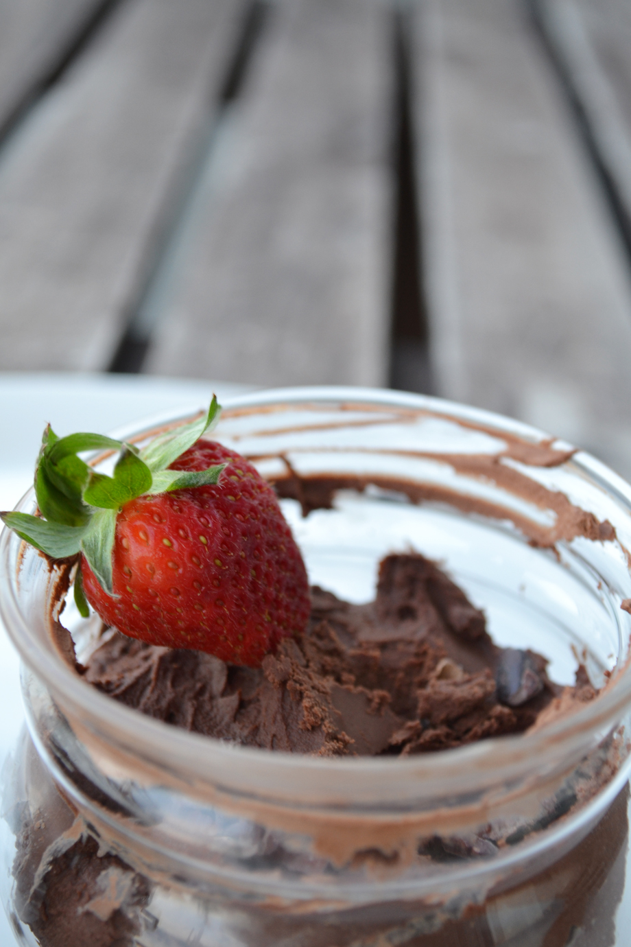 Instant Yummy Vegan Mousse