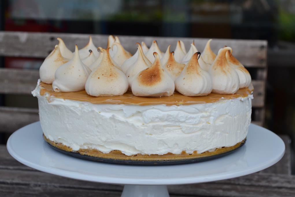 caramel cheesecake DSC_0032
