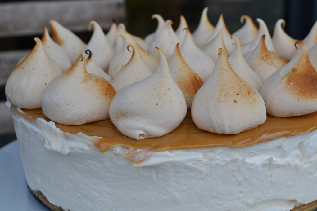 caramel cheesecake DSC_0041