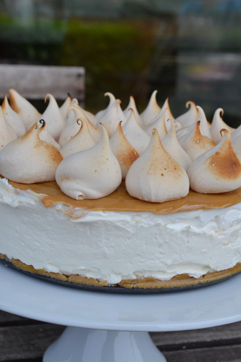 caramel cheesecake DSC_0044
