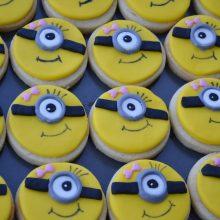 Μια στρατιά με μίνιονς … μπισκότα