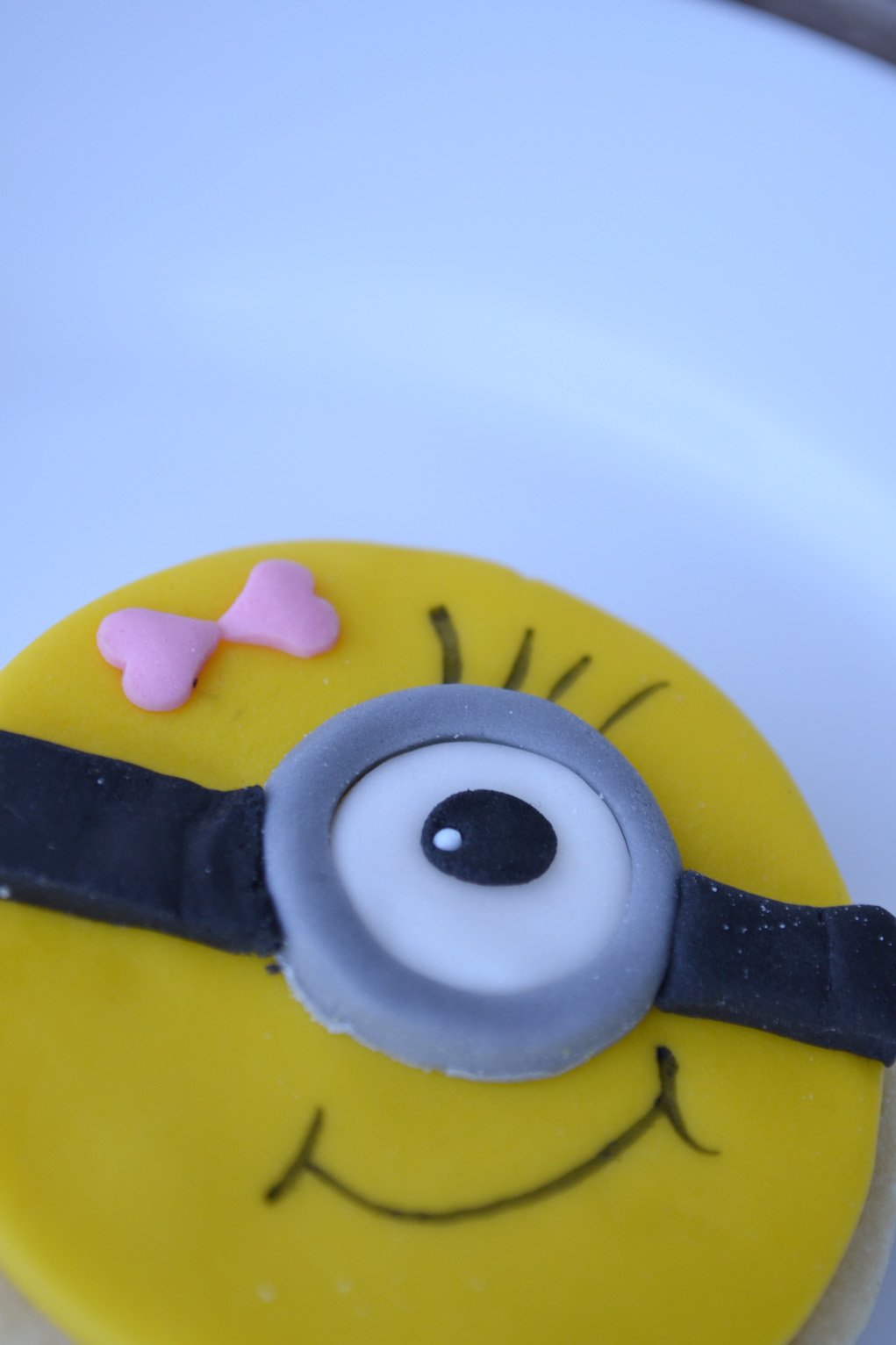 girl minion cookies DSC_0039