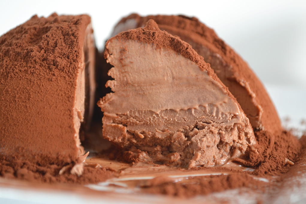nutella frozen yogurt
