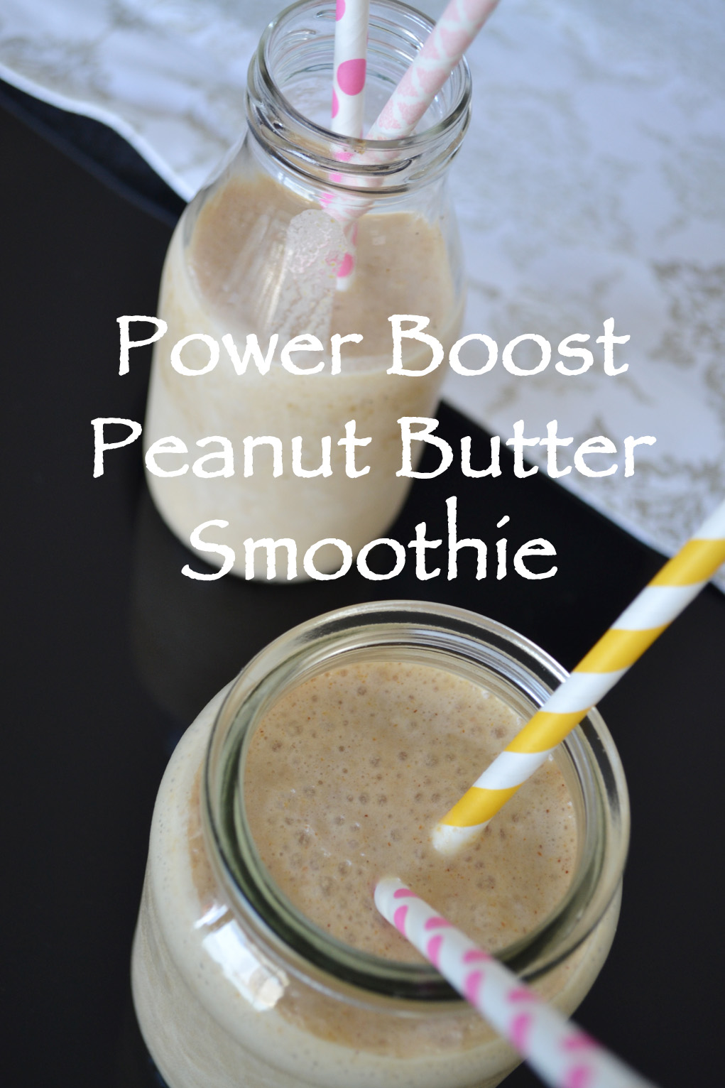 Power smoothie and start your day with energy !!
