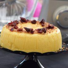 Ιαπωνικό Cheesecake