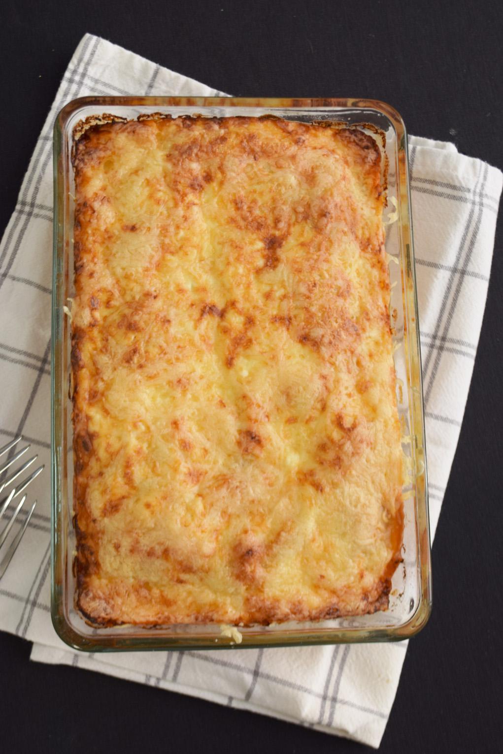 minced meet lasagna DSC_0026