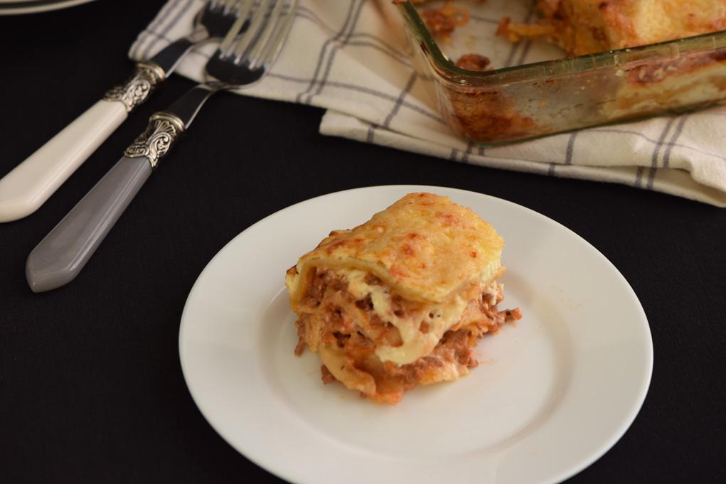 minced meet lasagna DSC_0051