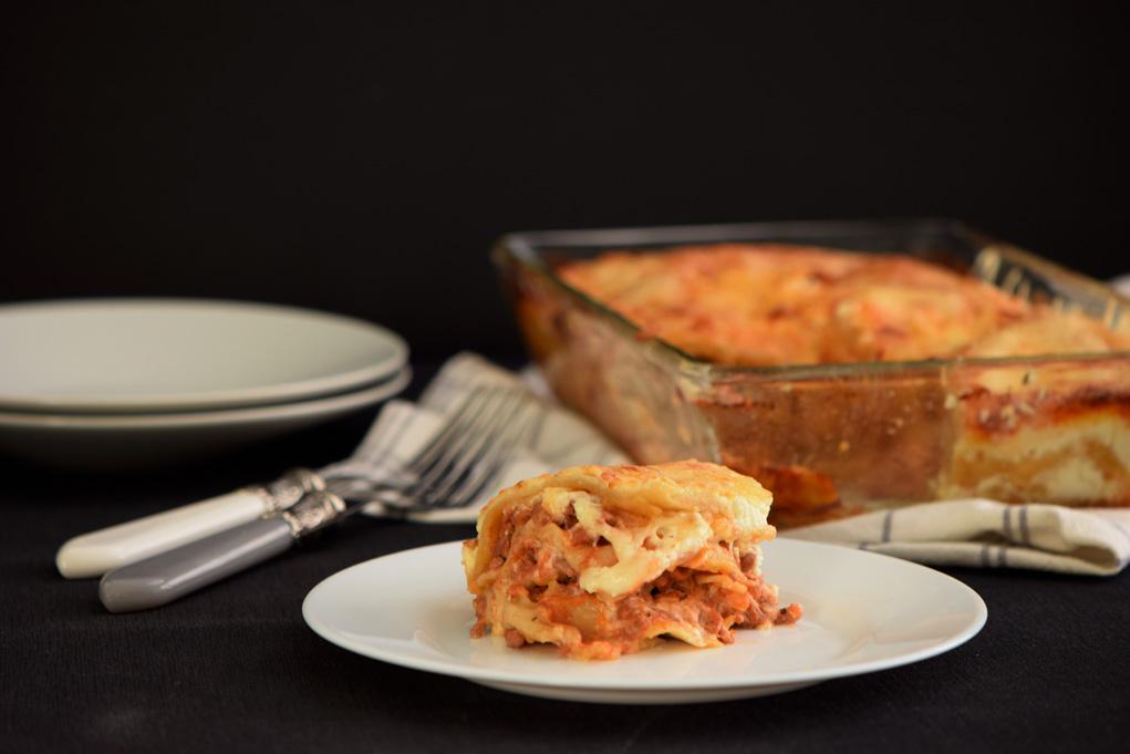 minced meet lasagna DSC_0059