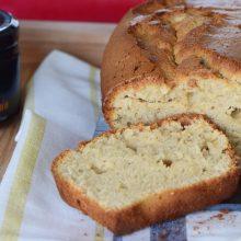 Ψωμί με Ταχίνι