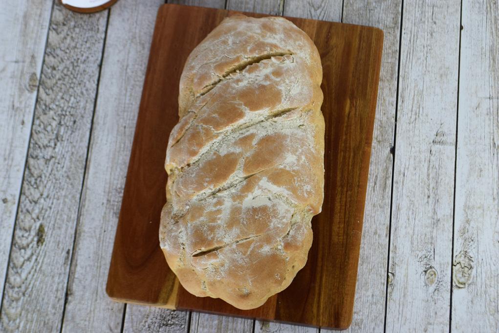 honey bread loaf DSC_0049