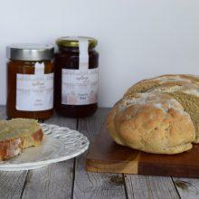 Ψωμί με μέλι