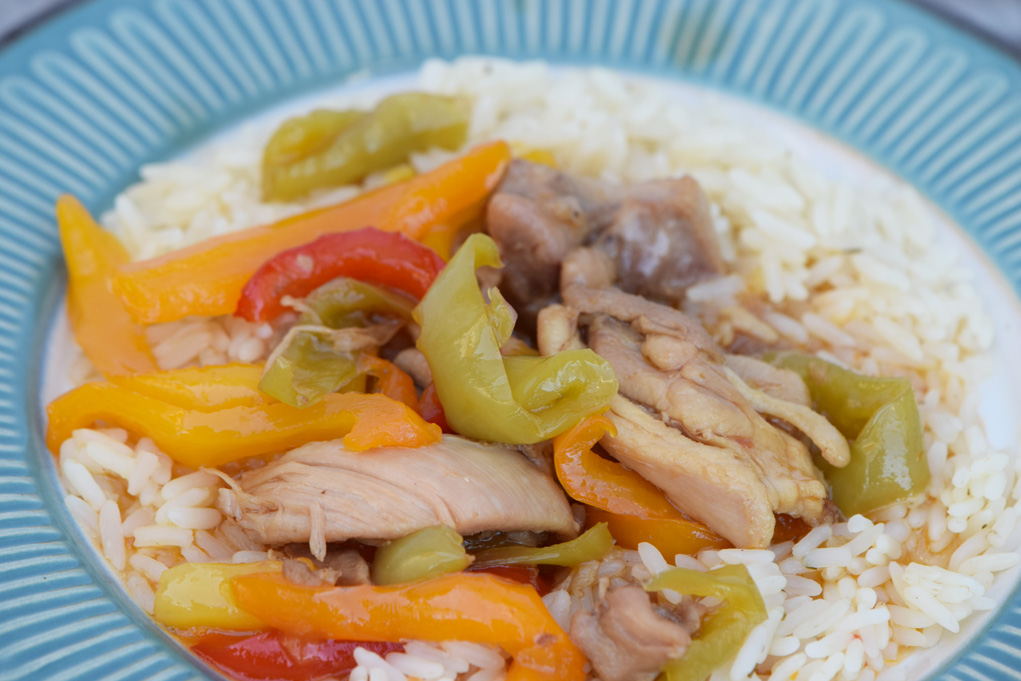 sweat and sour chicken_0466