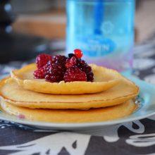 Pancakes βανίλιας