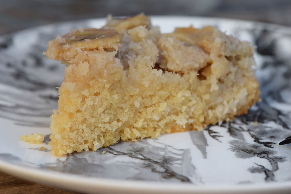 banana coconut cake_0514