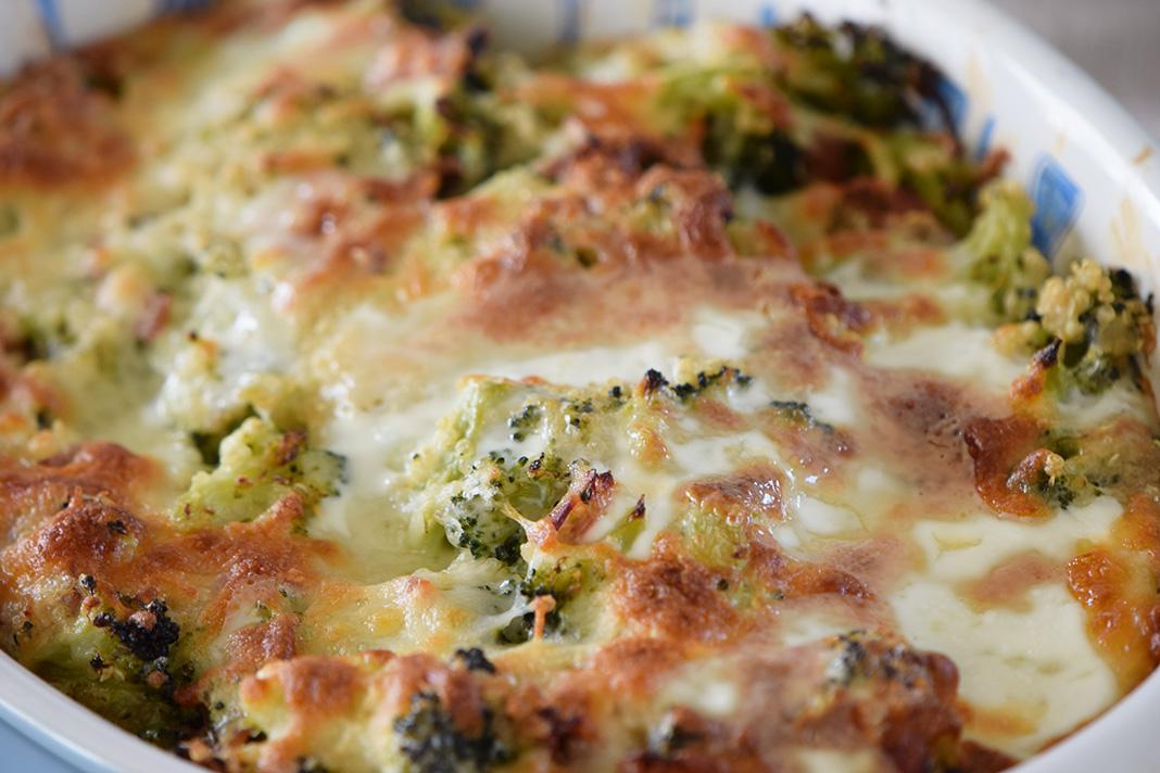 kinoa broccoli casserole_0062