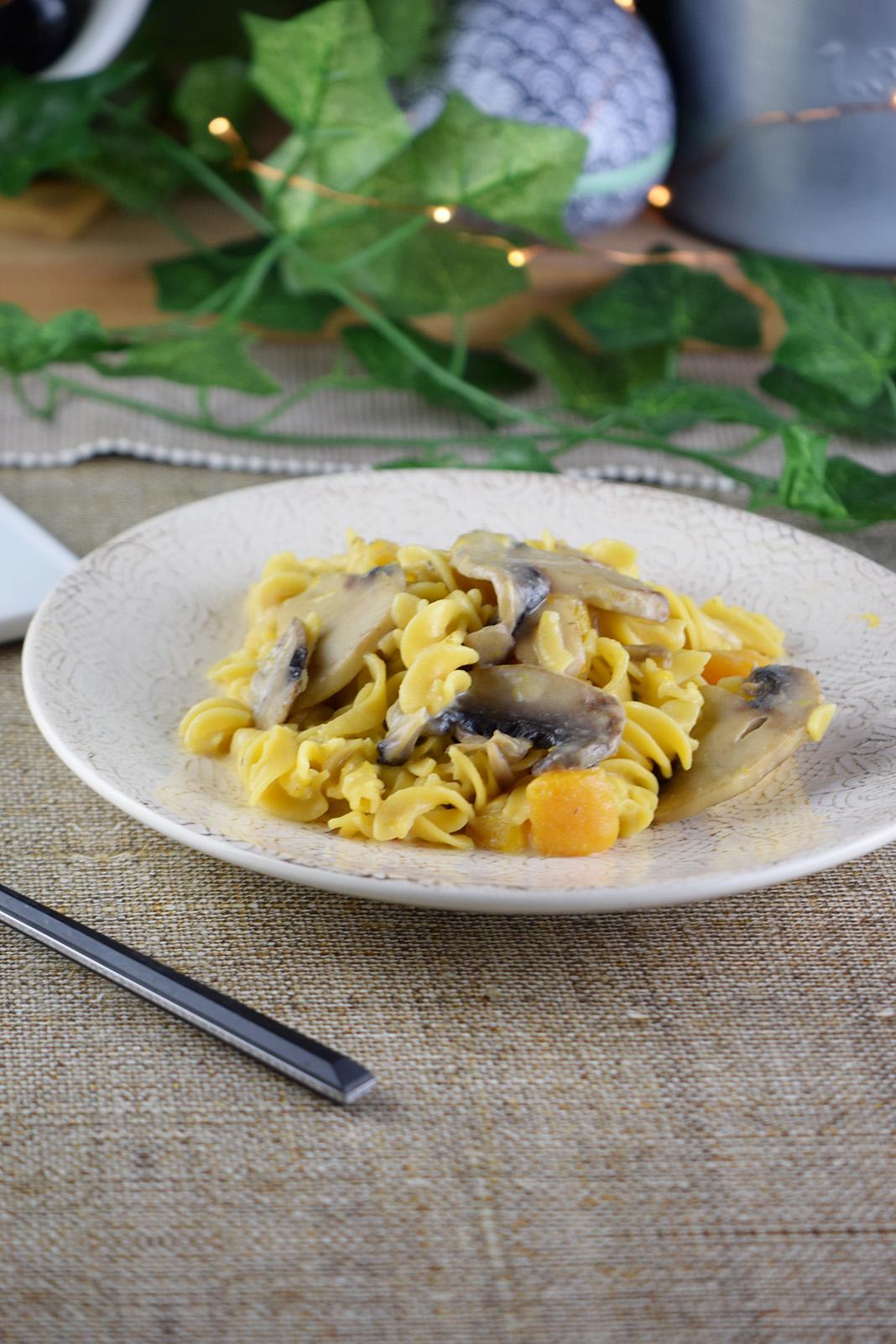 butternut squash quinoa pasta_0118