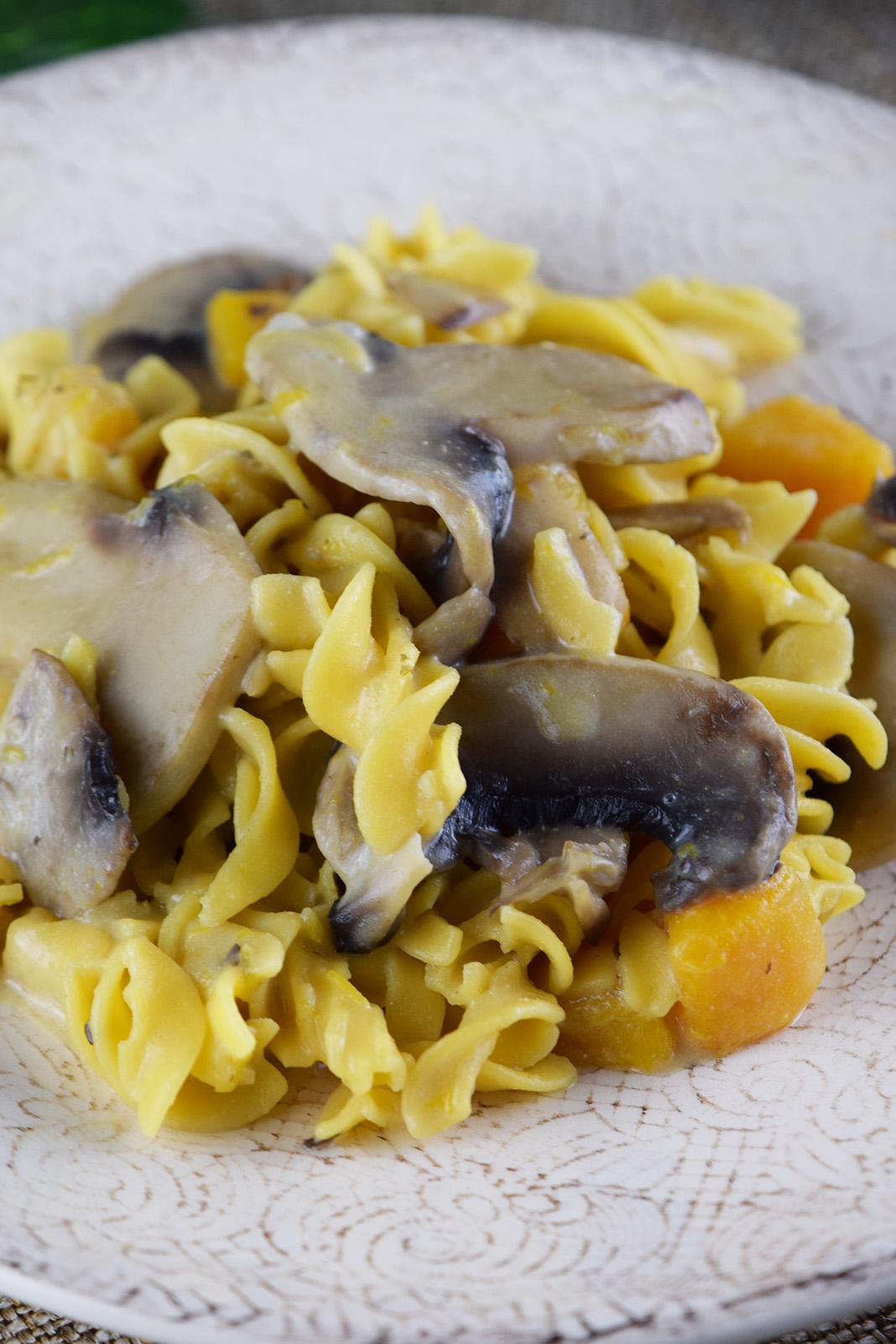 butternut squash quinoa pasta_0131