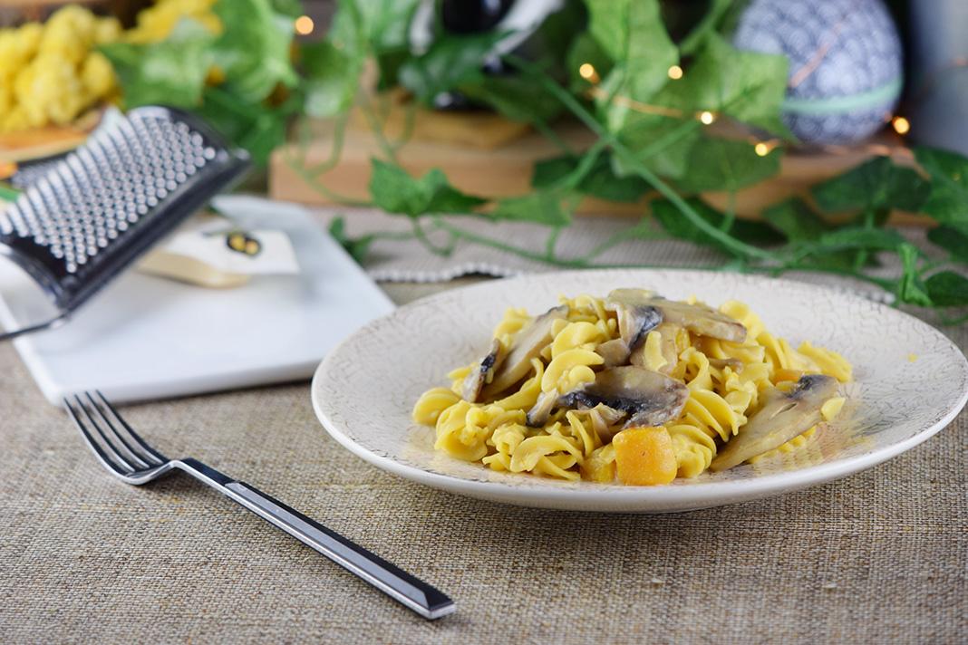 butternut squash quinoa pasta_0136