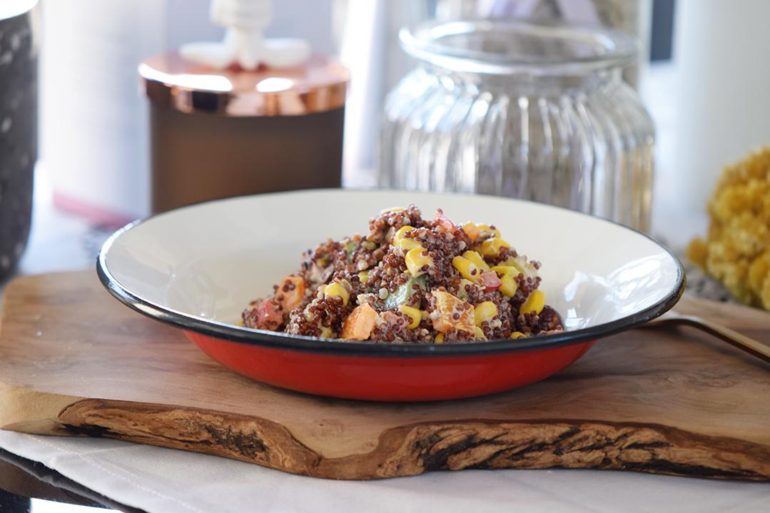 quinoa avocado salad_1436