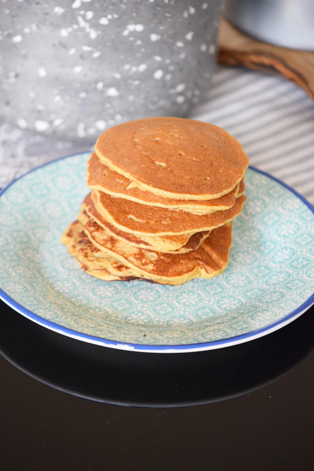 oatmeal banana pancakes_0026
