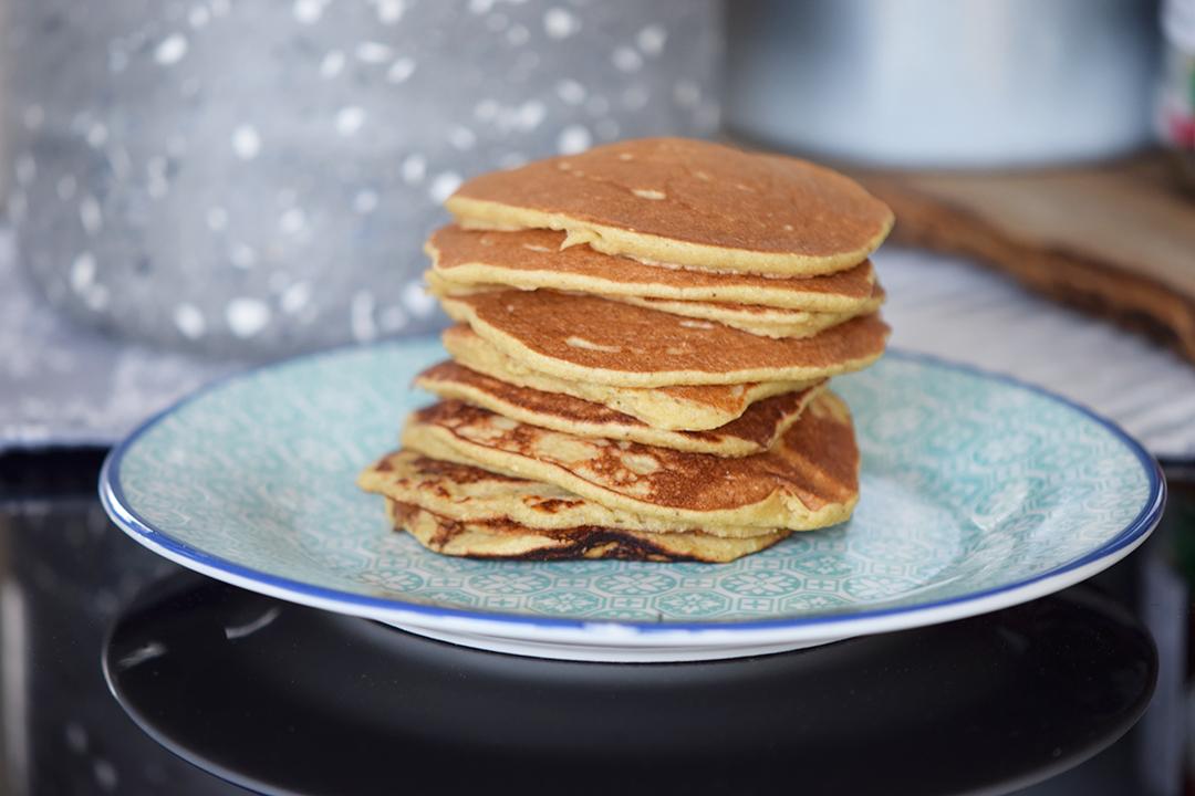 oatmeal banana pancakes_0039